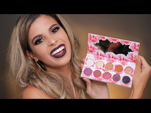 I CREATED MY OWN MAKEUP LINE | CAT'S PAJAMAS PALETTE REVEAL & MAKEUP TUTORIAL