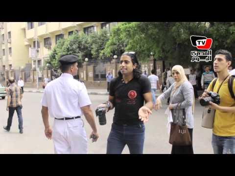 مواطنون يتظاهرون ضد «الصحفيين» أمام نقابتهم: لا إقالة ولا اعتذار