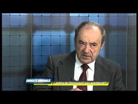 Emisiunea Audiență regională – Constantin Manolache – 13 februarie 2015