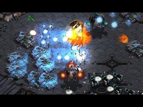 Shinee (T) v Stork (P) on Circuit Breakers - StarCraft  - Brood War REMASTERED