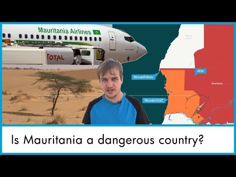 Is Mauritania Safe?