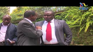 Senators reject Raila appeal on Wetang'ula - VIDEO