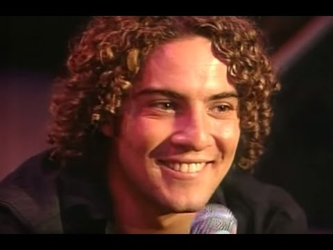 David Bisbal video Entrevista Argentina - Previa CM Vivo