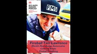Fireball Tim  - Designer of the Batmobile