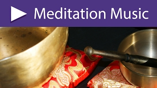 3 HOURS Tibetan Chakra Meditation: Music for Third Eye Activation with Tibetan Bowls and Flutes