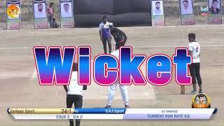 SKT Sports Vs Jhankar Sports--SKT SHAKTI CHASHAK  2019 HIRYACHAPADA