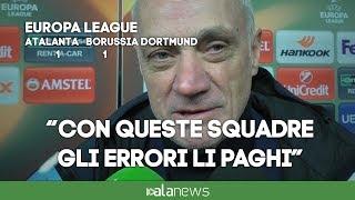"""Atalanta, Percassi: """"Tra le due partite meritavamo di passare il turno"""""""