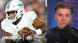 Brian Flores' future with Dolphins depends on four 'winnable' games | Pro Football Talk | NBC Sports