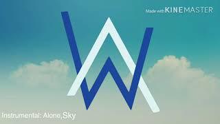 SPECTRE X ALONE X FADE X SKY X FORCE (mashup)   Alan Walker