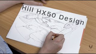 HX50 Behind the design