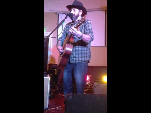 Justin Willis live at the Clarendon Wolverhampton