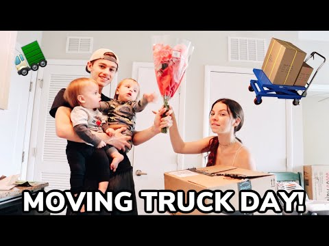 Move In AND Mothers Day Teen Mom Vlog l Unpack w/ Us