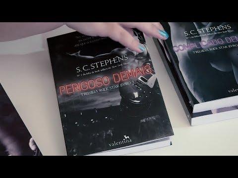 Informações sobre a Trilogia Rock Star - S.C. Stephens