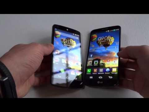 Foto Nexus 5 vs LG G2: Video confronto