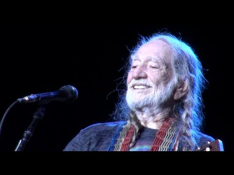 Willie Nelson ~ To All The Girls I've Loved Before (Live)