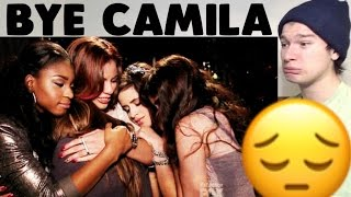 Fifth Harmony Saying Goodbye To Camila :(