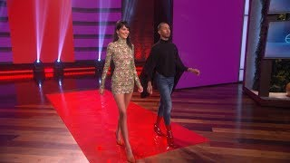 OMKalen: Kendall Jenner Trains Kalen for New York Fashion Week
