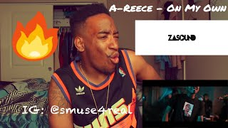 A Reece   On My Own REACTION
