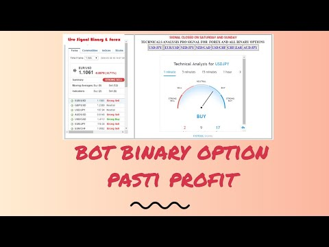 The simplest binary options strategy