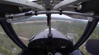 Flight Training: Dead Stick Landing