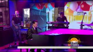 """Meghan Trainor & Charlie Puth   """"Marvin Gaye"""" Live On Today Show"""