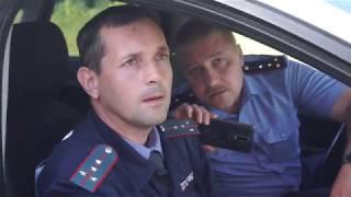 ДПС останавливает активистов против повышения пенсионного возраста в Юрьев-Польском