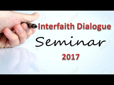Interfaith Dialogue Seminar | 2017 | 20th Mahaprayan Divas