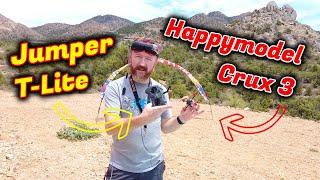 Travel FPV Setup! Jumper T Lite w/ Crux3!