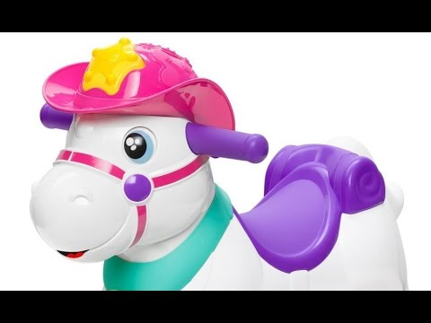 Miss Baby Rodeo : Correpasillos 3 en 1 | JUGUETE CHICCO 2017