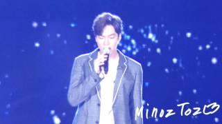 Ли Мин Хо, Семейный концерт от Lotte,21/10/2016