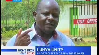 Mumias East MP Benjamin Washiali ways in on meeting held by COTU Sec Gen Francis Atwoli and Mudavadi