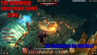 Top 10 Free Online Browser Games 2016