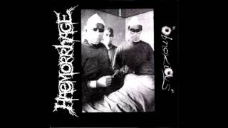 Haemorrhage / Christ Denied-Obnoxious / Thy Horned God