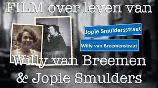 Verzetsstrijders Willy van Breemen en Jopie Smulders
