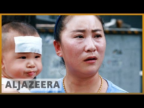 🇨🇳 China: Hundreds of thousands of children given fake vaccines | Al Jazeera English