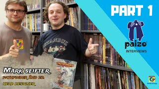 Interviews with Paizo