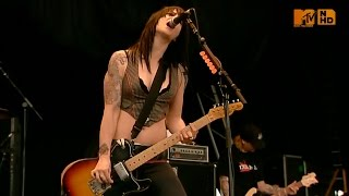 The Distillers | The Hunger | Reading Festival 2004 | MTV HD