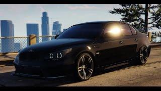 GTA V | BMW M5 E60 | 2009 | Real Life Car MOD