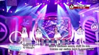 《Mickey Mouse Club》SMROOKIES GIRLS - Violet Fragrance (English Lyrics) (原曲:강수지(Kang Susie) - 보라빛 향기)