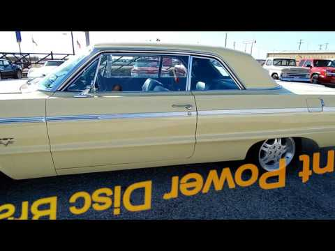 Video of Classic 1964 Chevrolet Impala SS located in Texas Offered by Lone Star Muscle Cars - L8L6