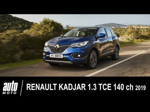 RENAULT Kadjar 1.3 TCe 140ch FAP Zen