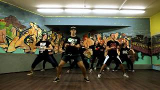 Ace Hood - Wanna Beez, Choreography by Ulanov  Oleg