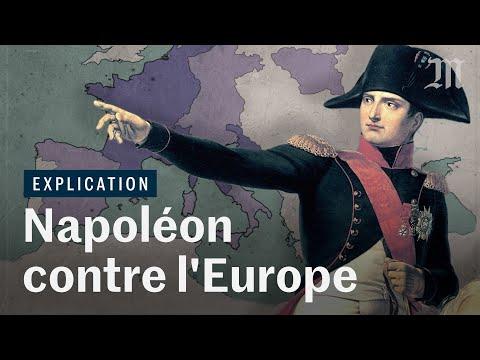 Jak Napoleon dobyl (a ztratil) Evropu