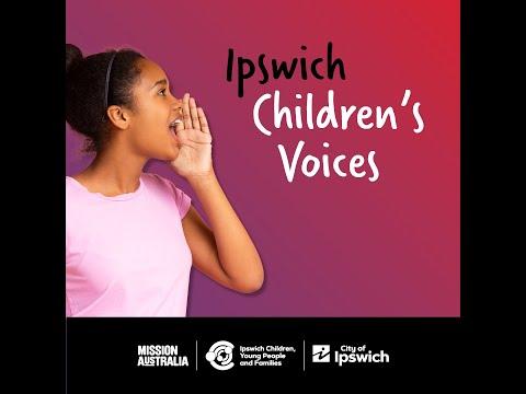 Ipswich Children's Voices webinar