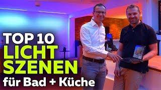 Lichtszenen: Gute Stimmung in Bad + Küche | Smartest Home - Folge 120