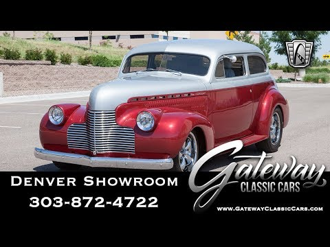 1940 Chevrolet Deluxe (CC-1340940) for sale in O'Fallon, Illinois