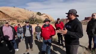EJS Week, Day 1 - Heritage Trail Talk