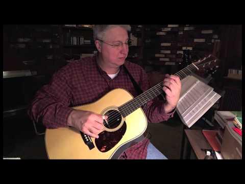 White Christmas - Irving Berlin, Acoustic Instrumental