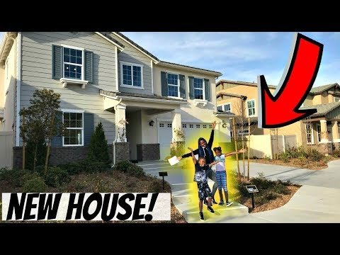 LACY'S FILES NEW HOUSE TOUR!!?? 🏡👩👧👦(THE KIDS LOVE IT‼️)