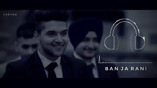 Ban Ja Tu Meri Rani | Guru Randhawa | Ringtone || PARTHA | Free Download Link